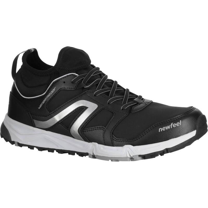 Pánska obuv na chôdzu NORDIC WALKING A CHDÔZA - OBUV NW 580 Flex-H Waterproof NEWFEEL - NORDIC WALKING A CHDÔZA