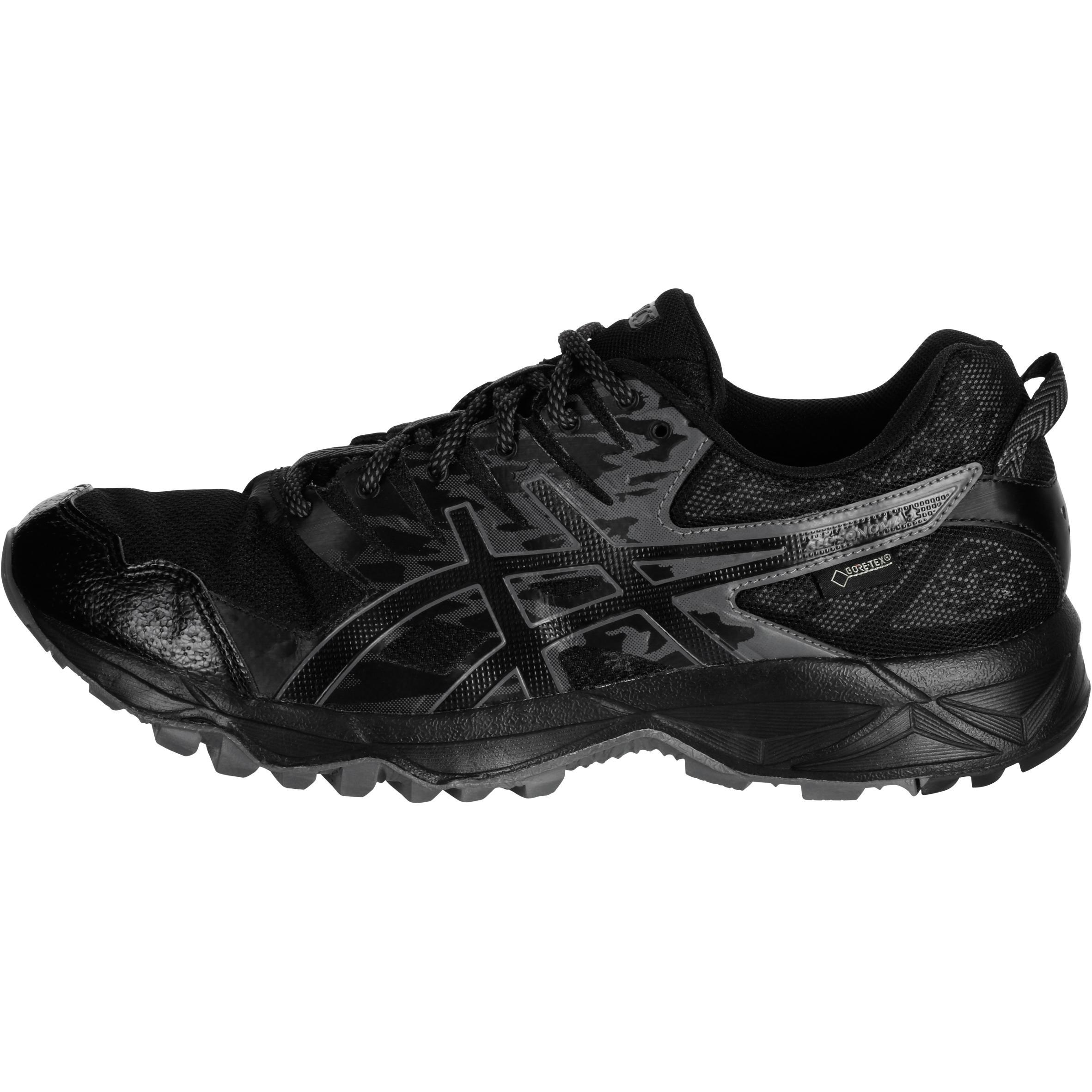 Chaussures Marche Nordique Gel Sonoma 3g Noir Homme Tx BxeWodrC