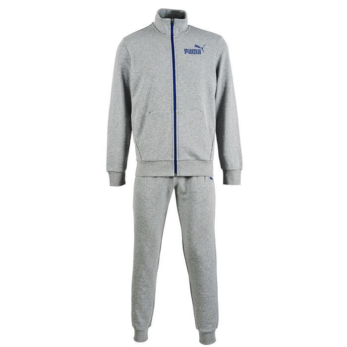 Survêtement fitness homme gris - 1181065