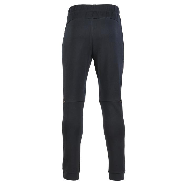 Pantalon gym pilates homme noir - 1181139