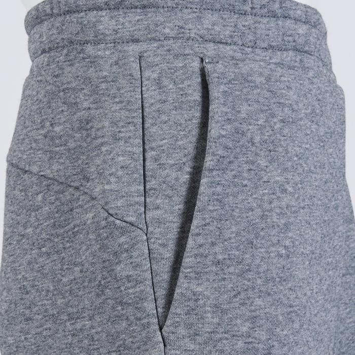Pantalon molleton garçon gris - 1181144