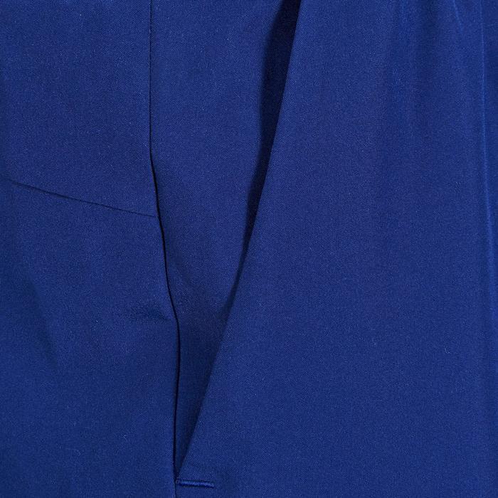 Survêtement Fitness garçon bleu blanc - 1181154