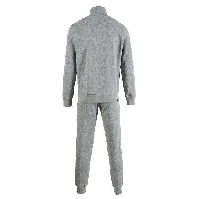 Survêtement fitness homme gris - 1181160