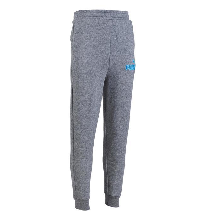 Pantalon molleton garçon gris - 1181161