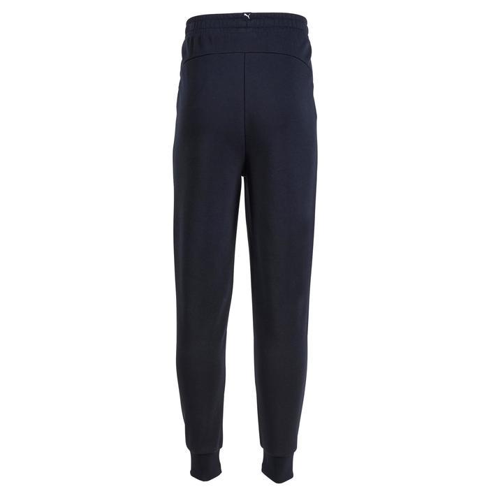 Pantalon molleton garçon noir - 1181162