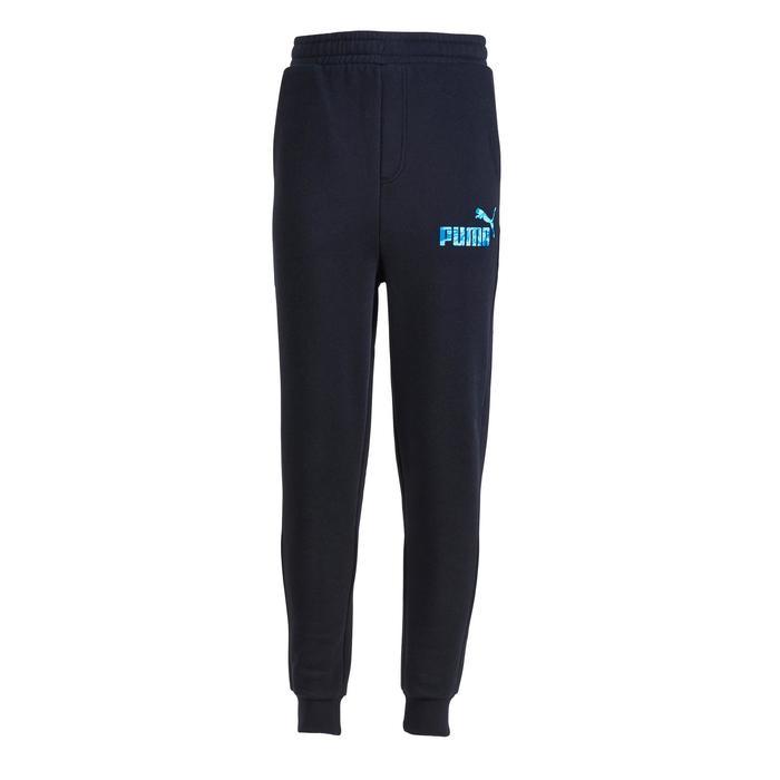 Pantalon molleton garçon noir - 1181169
