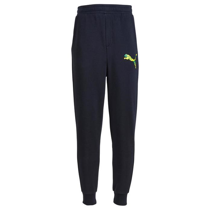 Pantalon molleton garçon noir - 1181180