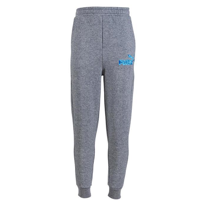 Pantalon molleton garçon gris - 1181227