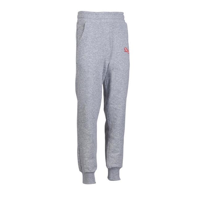Pantalon molleton fille gris - 1181228