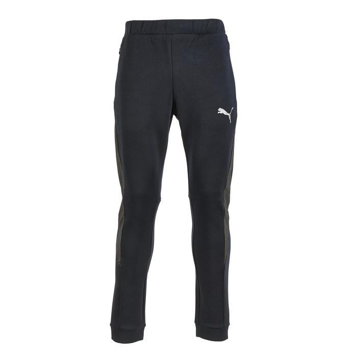 Pantalon gym pilates homme noir - 1181258