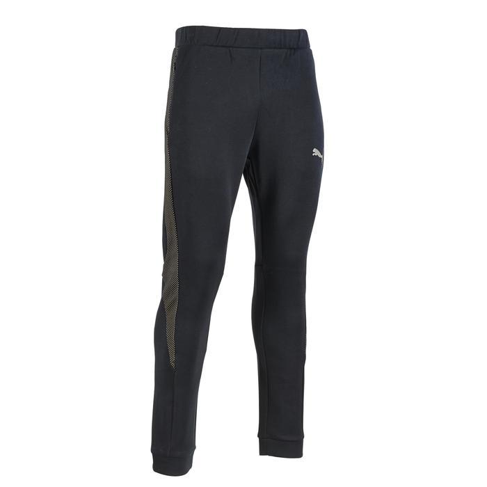 Pantalon gym pilates homme noir - 1181278