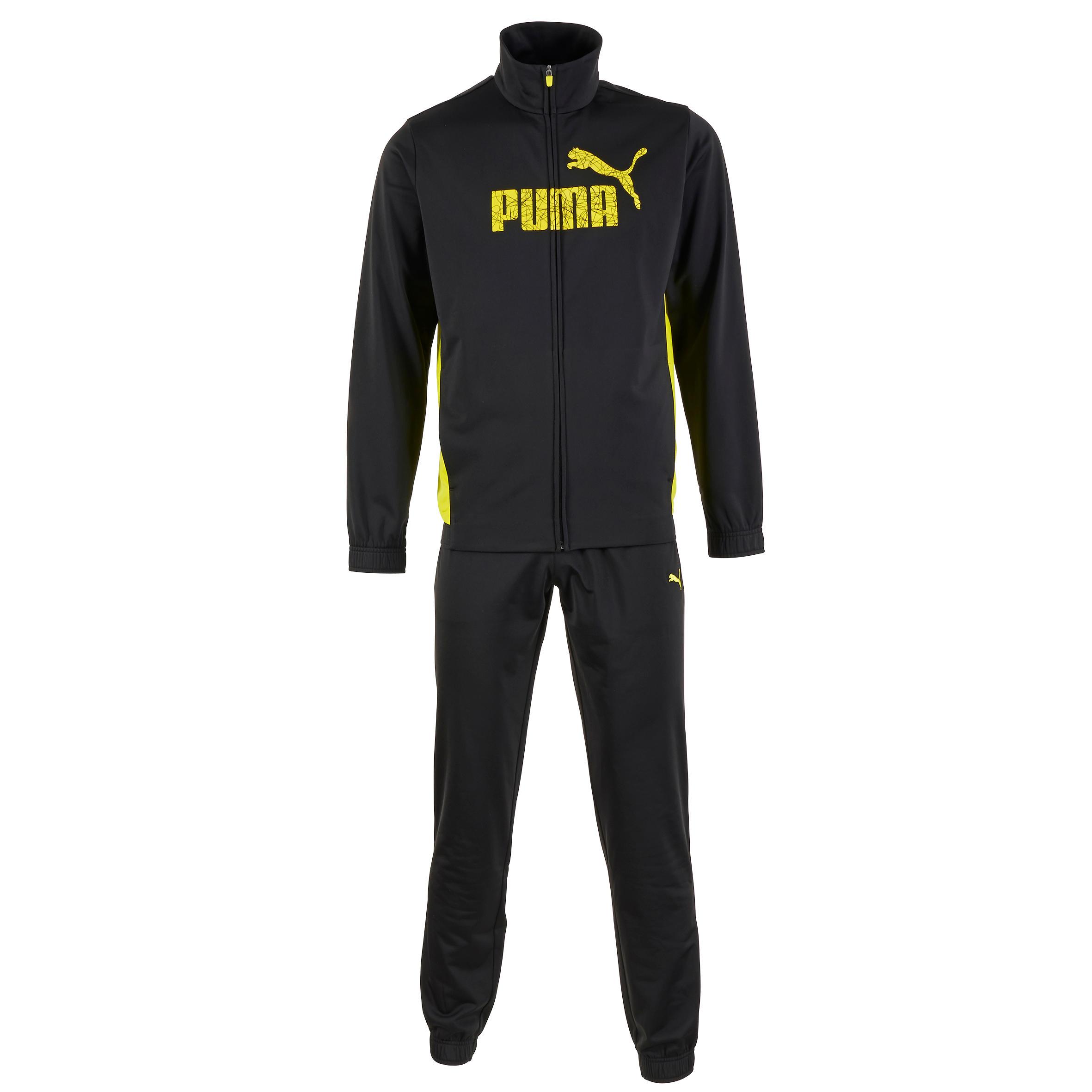 Puma Fitness trainingspak voor heren zwart