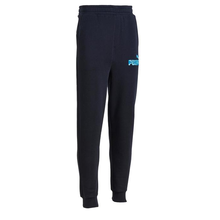 Pantalon molleton garçon noir - 1181322