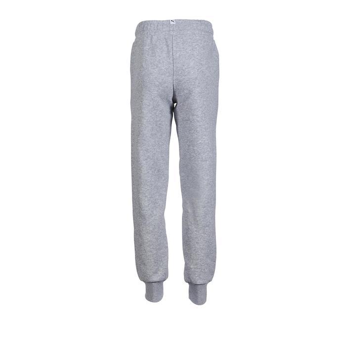Pantalon molleton fille gris - 1181325