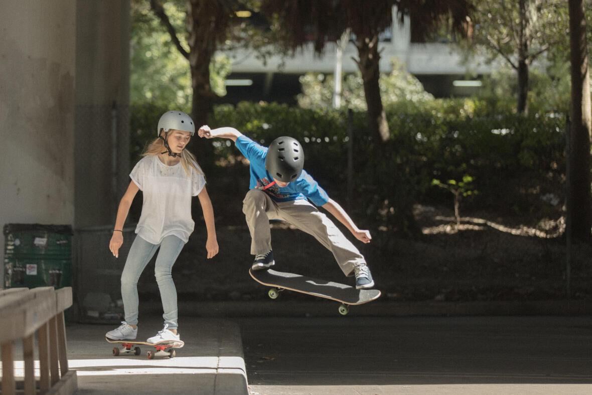 Skateboard voor beginners