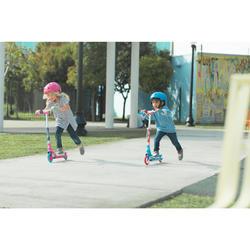 Kinderstep met rem Play 5 paars