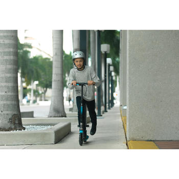 Mid 9 Scooter - Blue