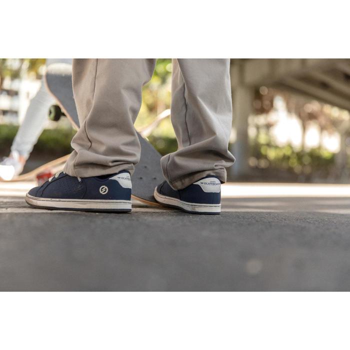 Skateschuh Crush 100 Kinder marineblau