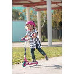 City-Roller Scooter Play 5 mit Bremse Kinder lila
