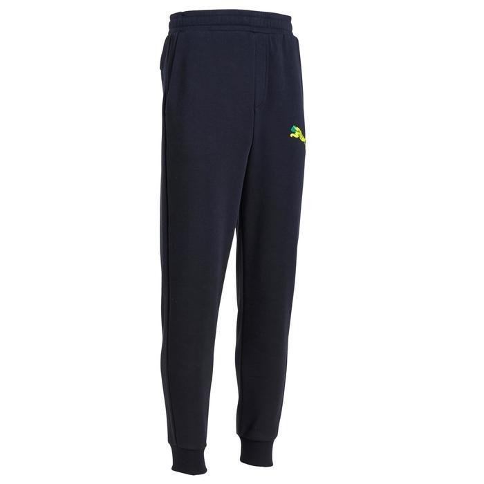 Pantalon molleton garçon noir - 1181675