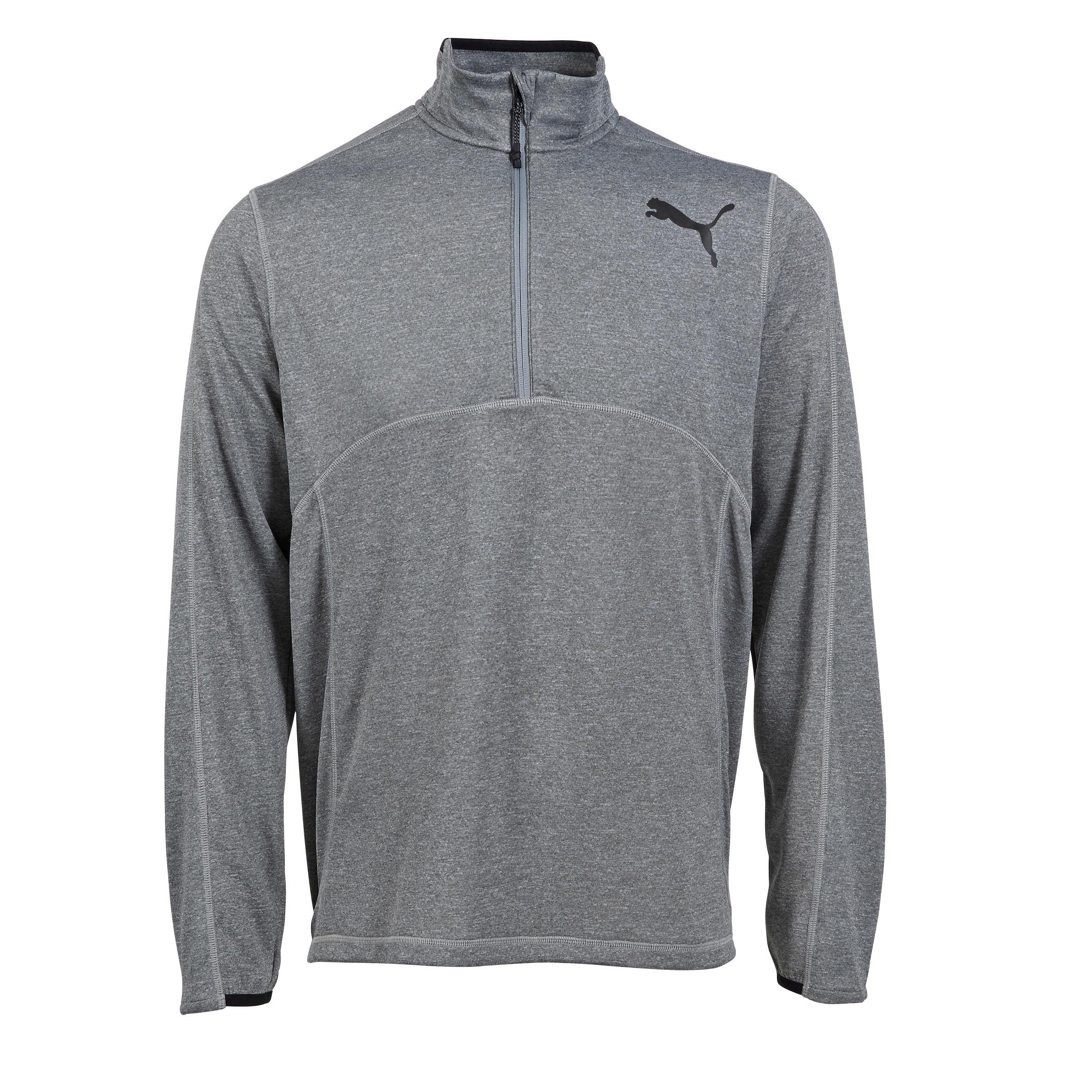 Puma Fitnesssweater voor heren grijs