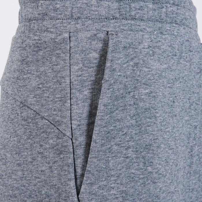 Pantalon molleton garçon gris - 1181775