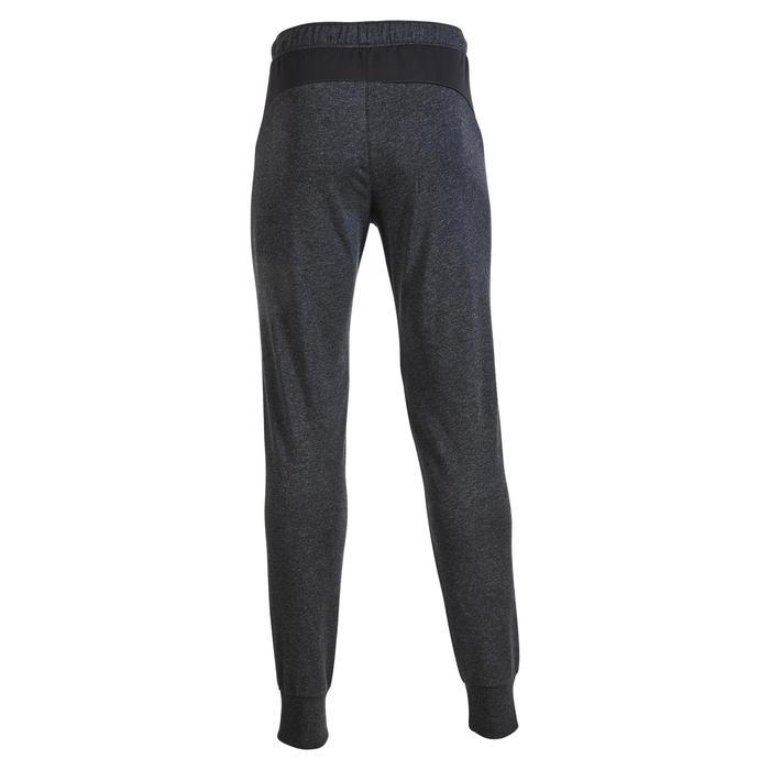 Pantalon gym pilates homme gris - 1181776