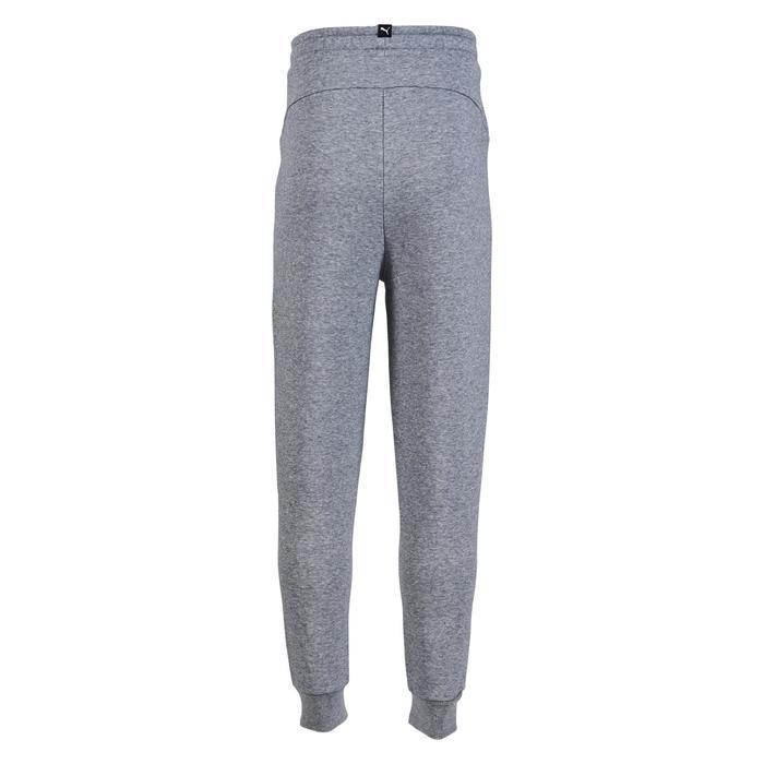Molton broek voor jongens grijs