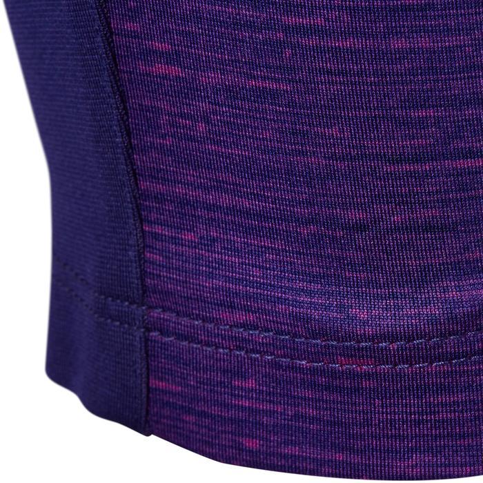 Leggings de senderismo júnior MH500 violeta