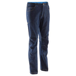 Jeansbroek heren 2 blauw