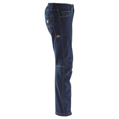 pantalon jean homme 2 blue simond. Black Bedroom Furniture Sets. Home Design Ideas