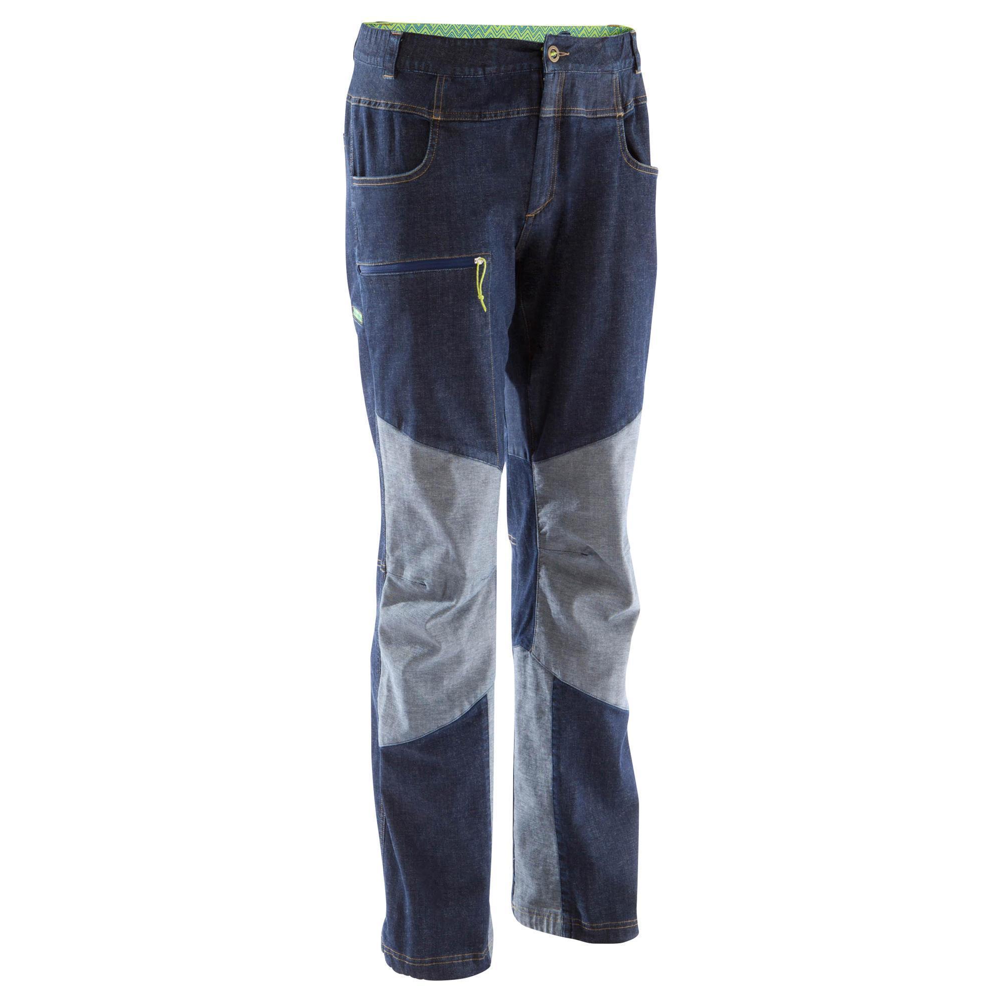 pantalon jean rock homme bleu simond. Black Bedroom Furniture Sets. Home Design Ideas