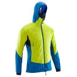 Hybrid Sprint男士限量版外套: 茴香綠色與藍色