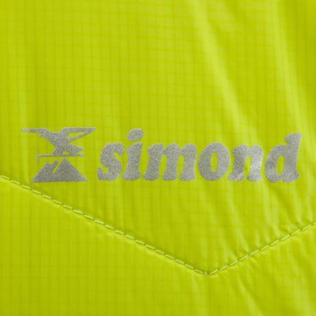 Veste hybrid sprint homme dition limit e vert anis bleu simond - Cache nez decathlon ...
