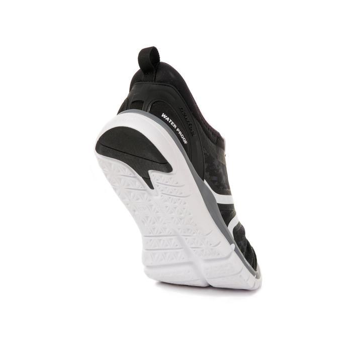 Herensneakers voor sportief wandelen PW 580 RespiDry zwart