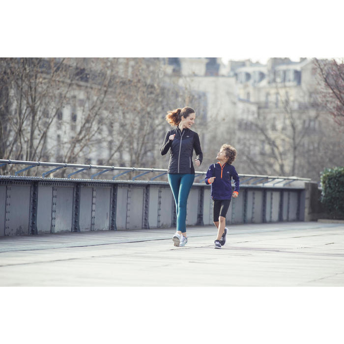 Sportschuhe Soft 140 Kinder schwarz