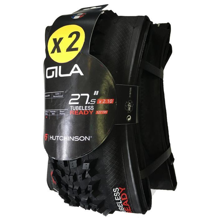 Fahrradreifen Faltreifen Reifensatz MTB Gila Tubeless Ready 27,5x2,10 (52-559)