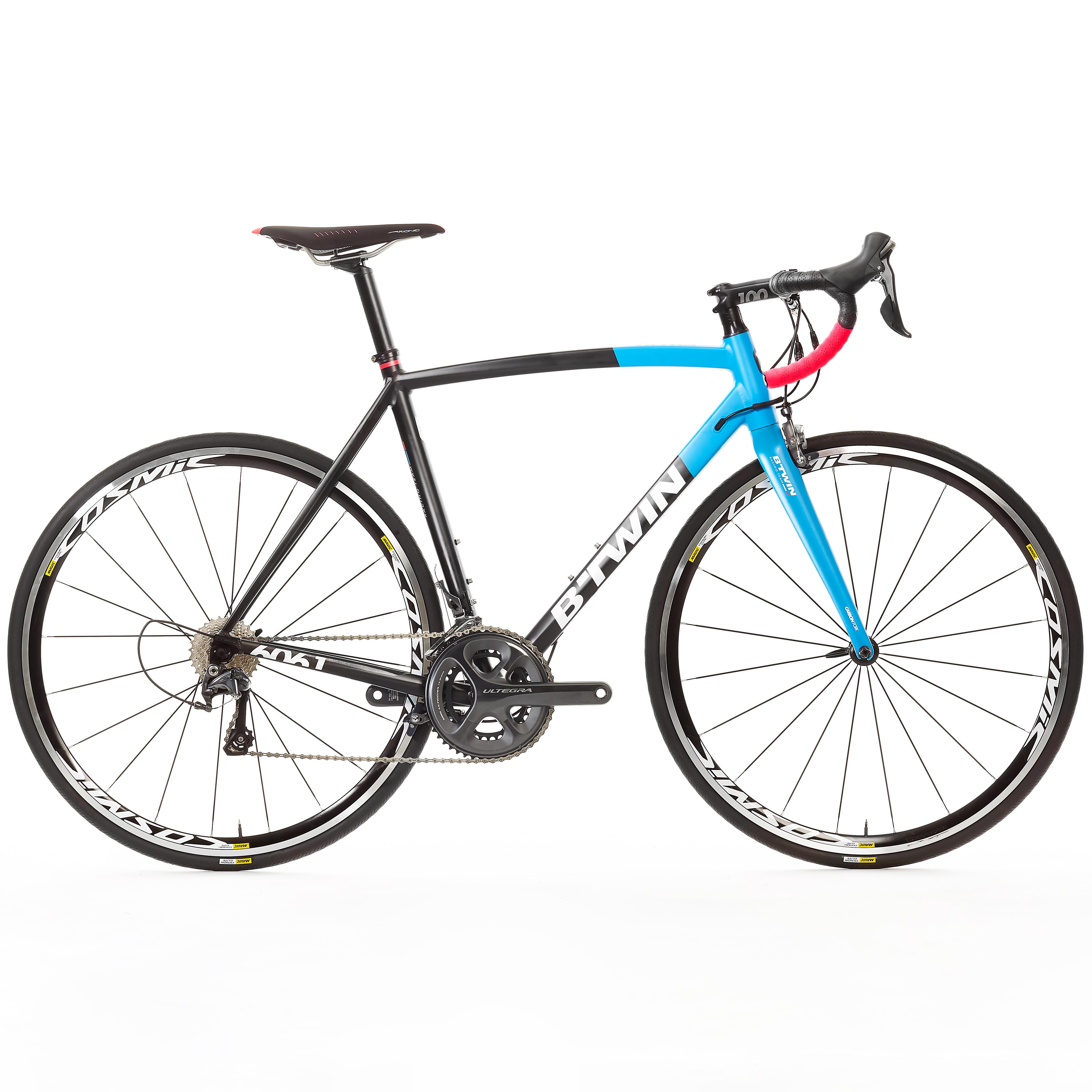 B'twin Racefiets Ultra 920 AF (aluminium frame) - S