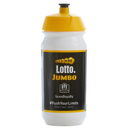 Bidon World Tour team LottoNL-Jumbo voor racefiets 500 ml