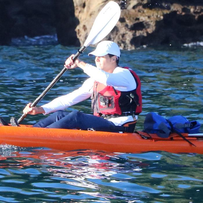 Siège confort canoë Kayak fixation 4 points pour sit on top - 1182364