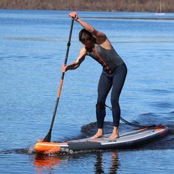 SUP-Paddel Stand Up Paddle 500 verstellbar 170-210cm Carbonrohr