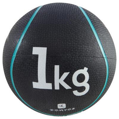 1 kg / 20 cm Medicine Ball - Turquoise