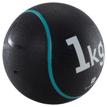 Medicine ball 1 kg / diameter 20 cm