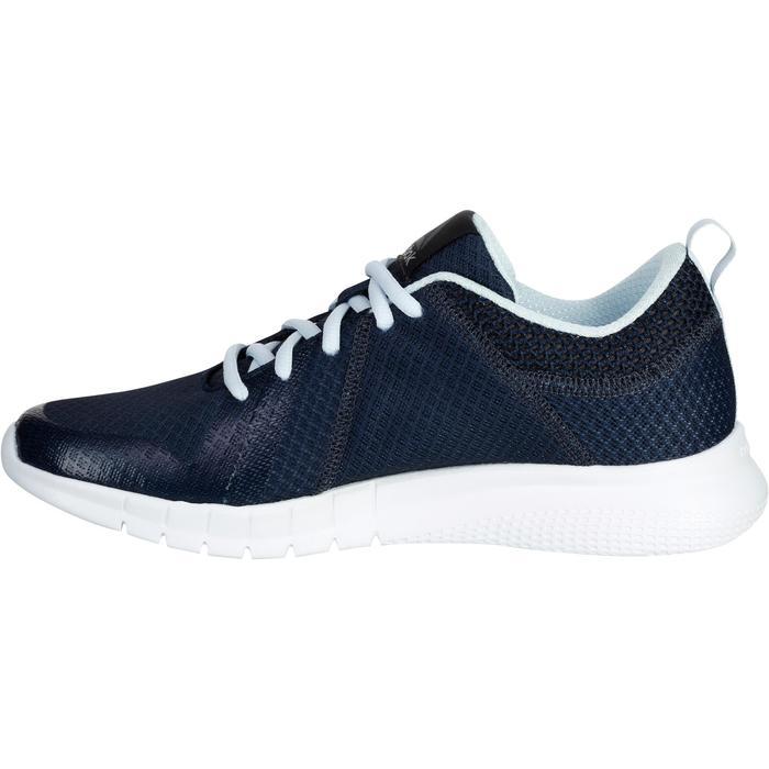 Chaussures marche sportive femme Soft Walk bleu - 1182518