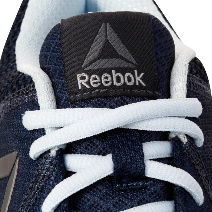Chaussures marche sportive femme Soft Walk bleu - 1182521