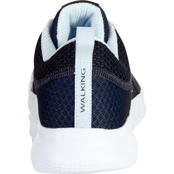 Chaussures marche sportive femme Soft Walk bleu - 1182552