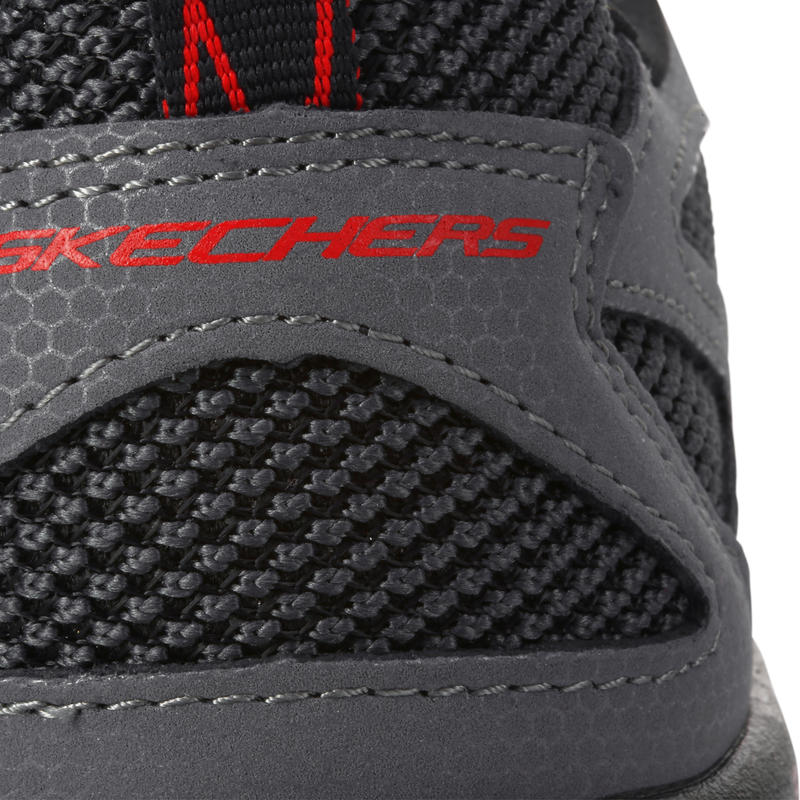 Chaussures marche sportive homme flex first team gris - Decathlon ... 13b7232054