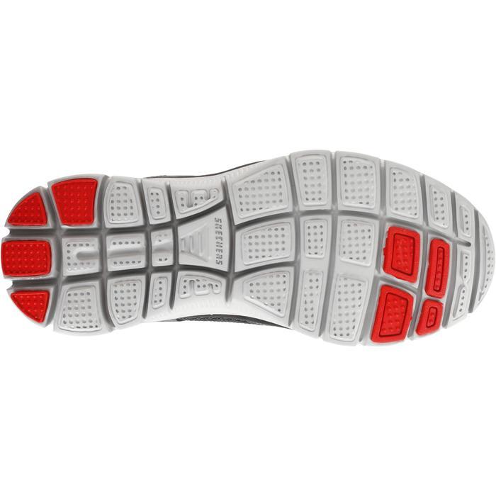 Herensneakers Flex First Team grijs