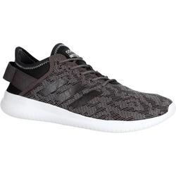 Chaussures marche sportive femme Cloudfoam QT flex gris