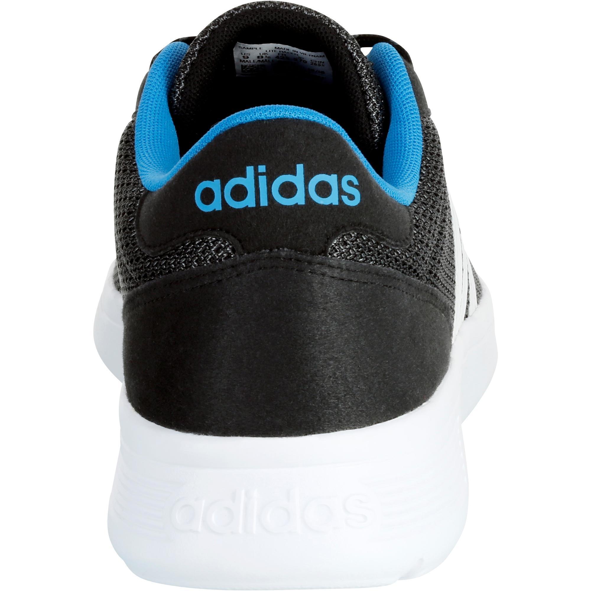 00688711f018c Marche Racer Gris Lite Adidas Homme Bleu Chaussures Sportive Fq5ww41v